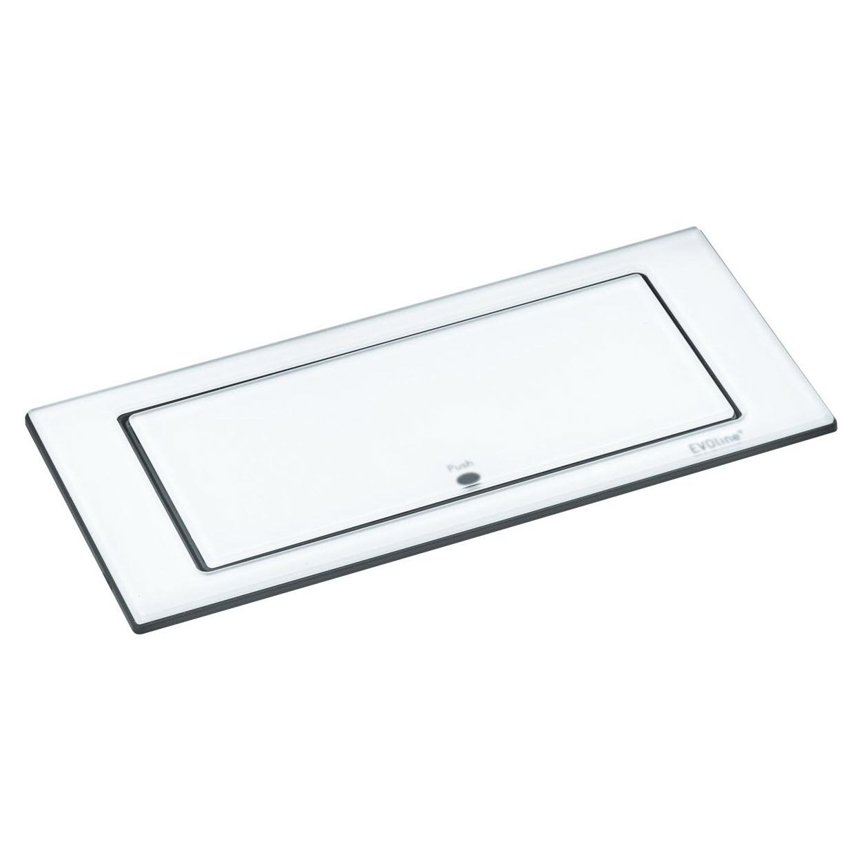 EVOline BackFlip Verre Blanc Mat